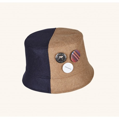 Corelate Cappello Bicolor Bucket
