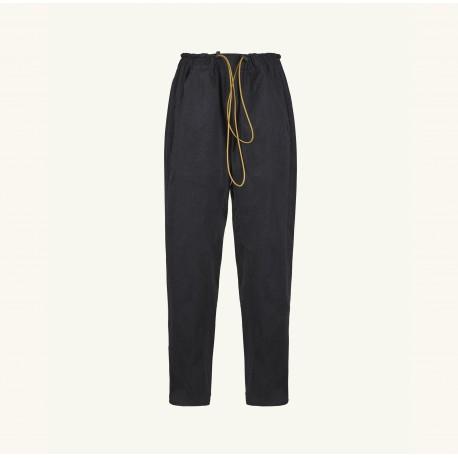 Corelate Pantalone Wide Bottom Coulisse